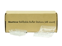 MAXFORCE REFILLABLE BUFFET STATION