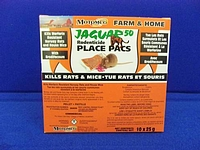 JAGUAR 50 PLACE PACS - BOX