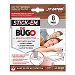 STICK-EM BED BUG DETECTOR TRAP