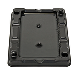 96M MOUSE GLUE TRAY BLACK