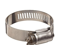 BOSHART STAINLESS STEAL GEAR CLAMP (HS CLAMP)