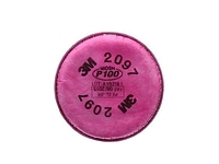 3M ORGANIC VAPOUR PARTICULATE FILTER 2097 P100