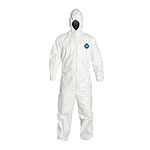 TYVEK COVERALLS - WITH HOOD