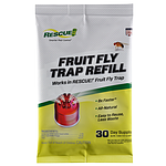 RESCUE FRUIT FLY TRAP REFILLS