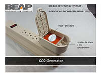 CO2 GENERATOR FOR SURGE PROTECTOR