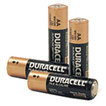 DURACELL AA BATTERY 24/BX