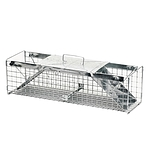 Havahart Live Animal Two-Door Rabbit, Squirrel, Skunk, and Mink Cage Trap
