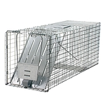 Havahart Live Animal Professional-Style One-Door Raccoon, Groundhog, Opossum, and Stray Cat Cage Trap
