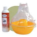 DOME TRAP KIT W/LIQUID BAIT 2050214