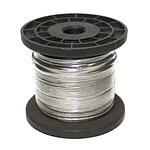 3/32 in. Straining Wire Galvanized 250 ft