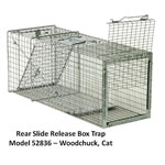LARGE TRAP SLIDE RELEASE