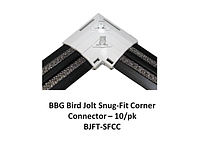 BIRD JOLT FLAT TRACK SNUG FIT CORNER CONNECTOR