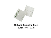BIRD JOLT FLAT TRACK ANTI-DAMMING RISER