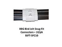 BIRD JOLT FLAT TRACK SNUG FIT CONNECTOR