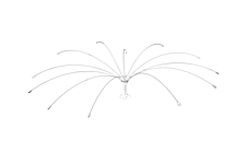 BIRD SPIDER 6 FT W/PVC BASE