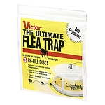 Victor The Ultimate Flea Trap Refills – 3 Pack