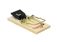 WOODEN MOUSE SNAP TRAP